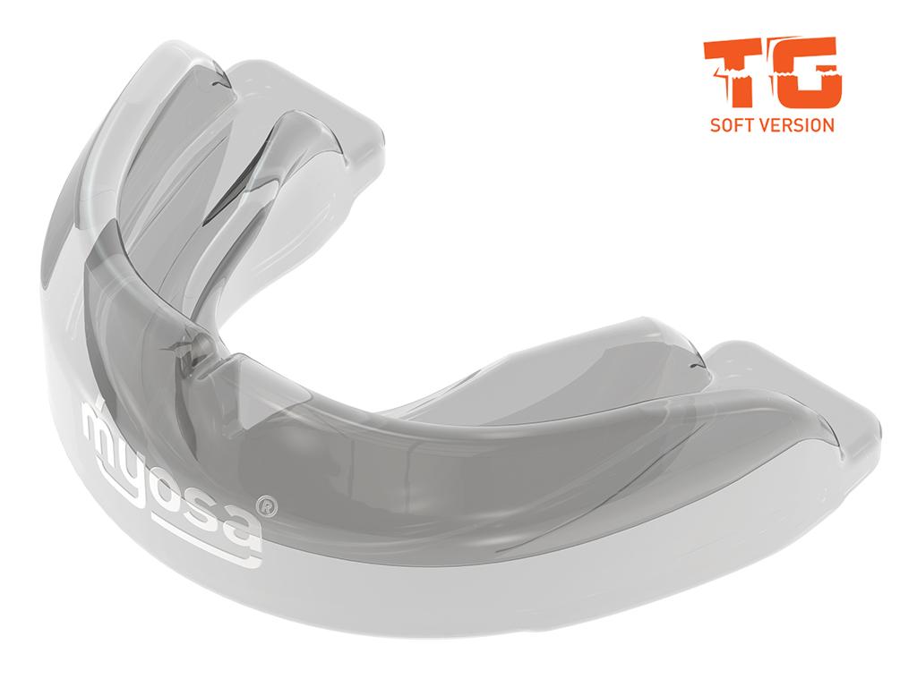 Teeth Grinders Soft Version appliance + logo