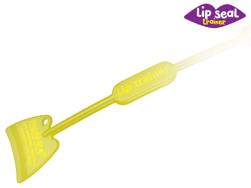 Lip Seal Trainer appliance + logo