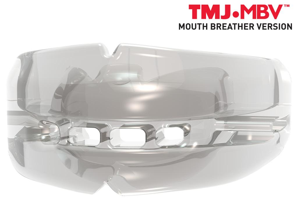 TMJ-MBV appliance + logo