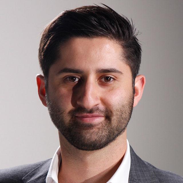 Dr Emad Ahangari