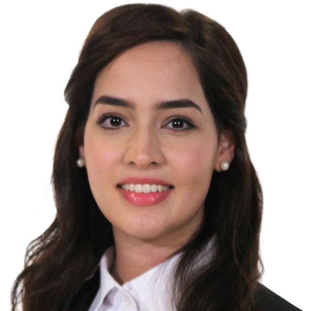 Dr Madeeha Khan